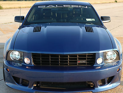 Ford : Mustang Saleen supercharged s281 2007 ford mustang saleen coupe 2 door supercharged 4.6 l 3 v 465 hp