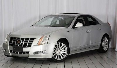 Cadillac : CTS Luxury Sedan 4-Door 2013 cadillac cts luxury sedan 4 door 3.0 l