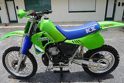 Kawasaki : KX Kawasaki KX 500