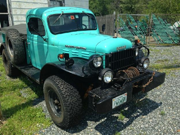 1967 Dodge Power Wagon WM300 for: $15000