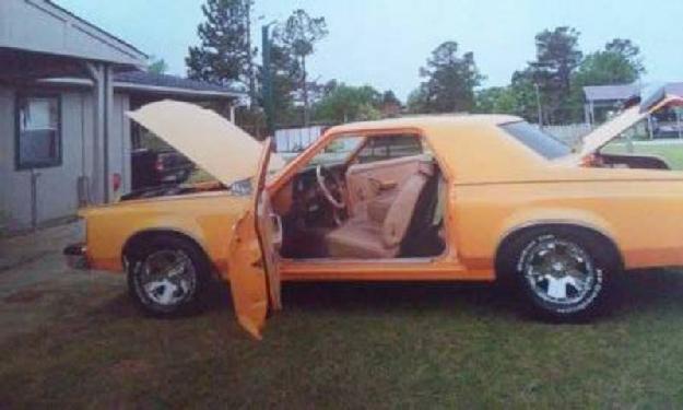 1976 Ford Granada for: $21500