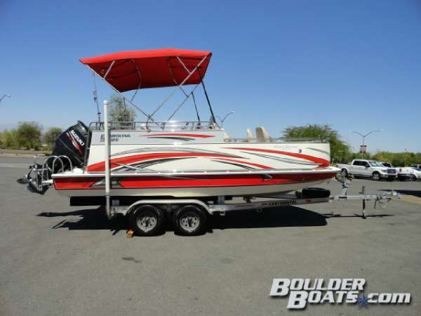 2012  Carolina Skiff  Fun Chaser 1900 DS Fish