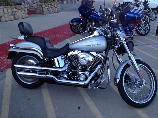 harley softail deuce fxstd motorcycles for sale in houston texas. Black Bedroom Furniture Sets. Home Design Ideas