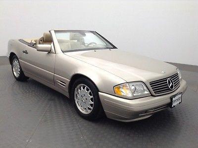 Mercedes-Benz : SL-Class 1998 mercedes benz