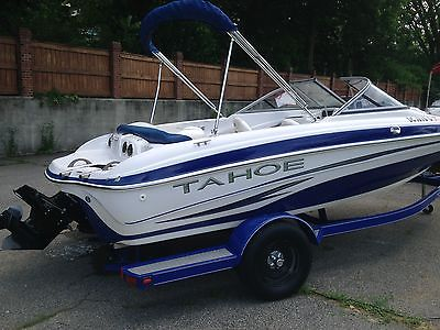 2009 Tahoe Q4 Super Sport Ski Boat (Runabout Bowrider)