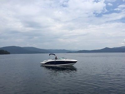 Beautiful 2011 Chaparral 246 SSI, MerCruiser 350 MAG MPI (300-hp) 135hrs TRAILER