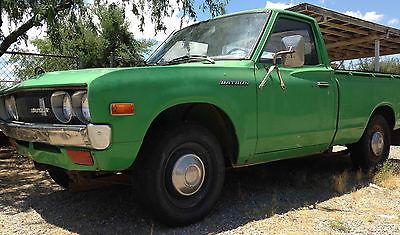 Datsun : Other LIL HUSTLER, BULLET SIDE  1976 datsun 620 truck lil hustler bullet side az rust free beauty