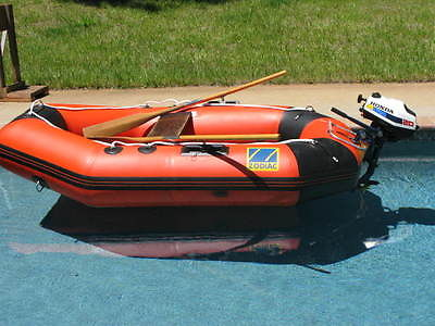 Zodiac 2-3 Person Raft/Dinghy