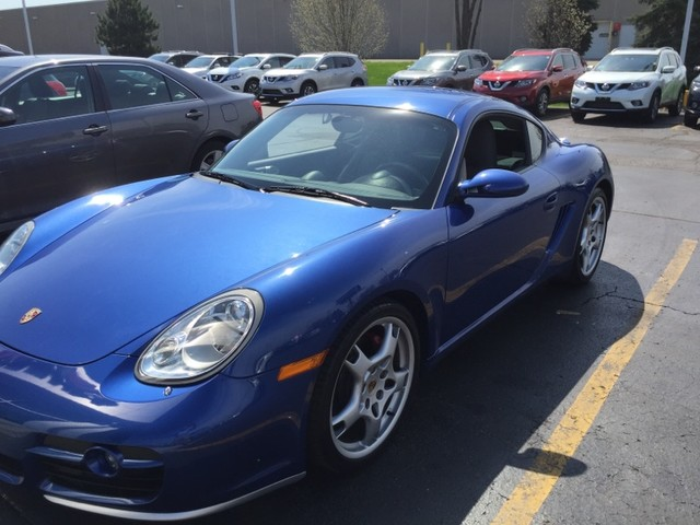 2006 Porsche Cayman S Base Mishawaka, IN