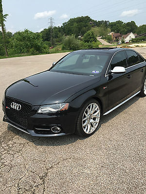 Audi : S4 AWD S4-EDITION 2012 audi s 4 prestige fully loaded supercharged beautiful
