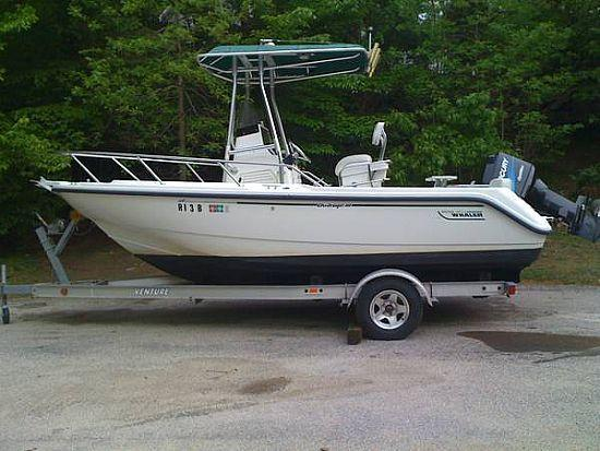 Boston Whaler Boats 18 Outrage Boats for sale