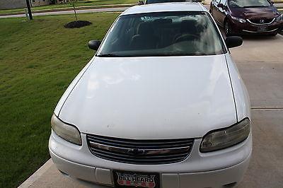 Chevrolet : Malibu 2002 chevrolet malibu