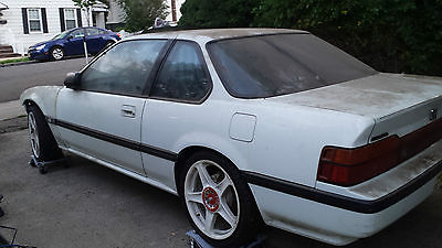 Honda : Prelude SI Fuel injected  1989 honda preluse si 5 speed rolling chassis