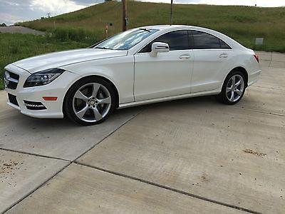 Mercedes-Benz : CLS-Class Base Sedan 4-Door 2013 mercedes benz cls 550 reconstructed title mint runs drives like new