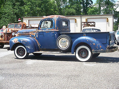 Ford : Other Pickups 1947 ford pickup