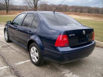 2003 Volkswagen Jetta GLS TDI automatic