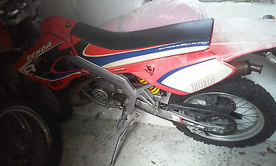 Other Makes Rare Derbi Senda R100