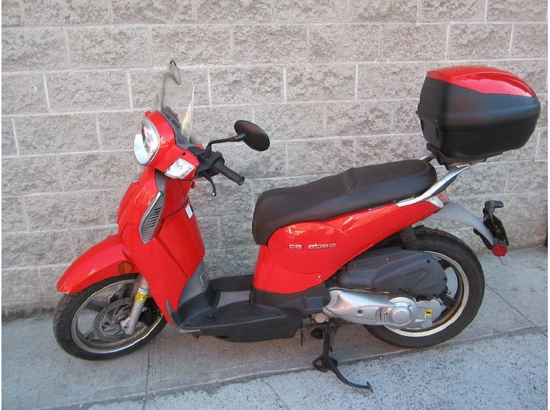 2009 Aprilia Scarabeo 200