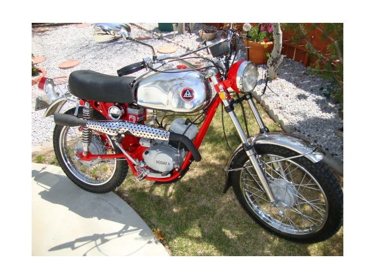 1970 Hodaka Ace 100