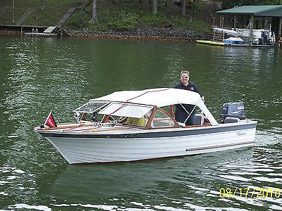 1964 Thompson Boat