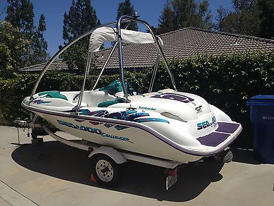 1997 Sea Doo Challenger Boats for sale