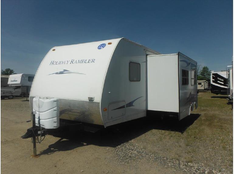 2010 Holiday Rambler Campmaster 28RDS