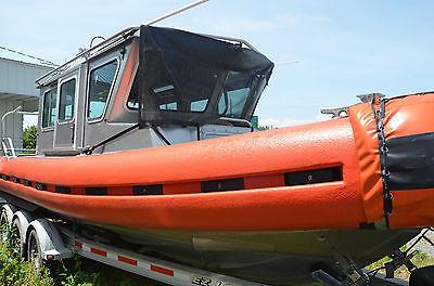 2004 SAFE Boat (Retired Coast Guard Vessel)