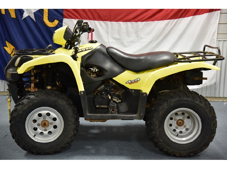 2005 Vinson 500 4x4 Motorcycles For Sale