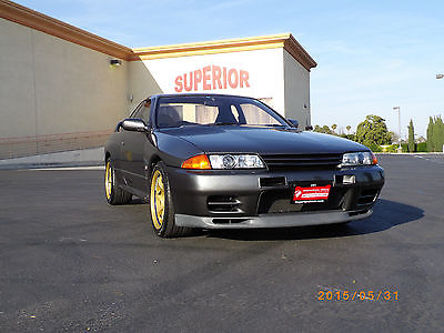 Nissan : Other GT-R 1990 nissan skyline gt r r 32 over 25 years old nhtsa exempt importavehicle com