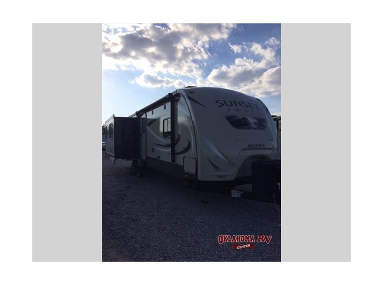 2016 Crossroads Rv Sunset Trail Reserve ST32RE