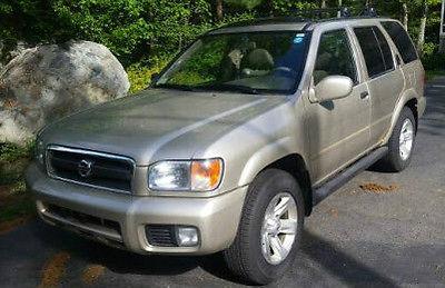 Nissan : Pathfinder LE Sport Utility 4-Door 2003 nissan pathfinder le sport utility 4 door 3.5 l