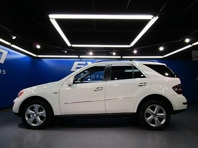 Mercedes-Benz : M-Class ML350 BlueTEC Mercedes-Benz ML350 BlueTEC 4-Matic Heated Seats Navigation Camera iPod
