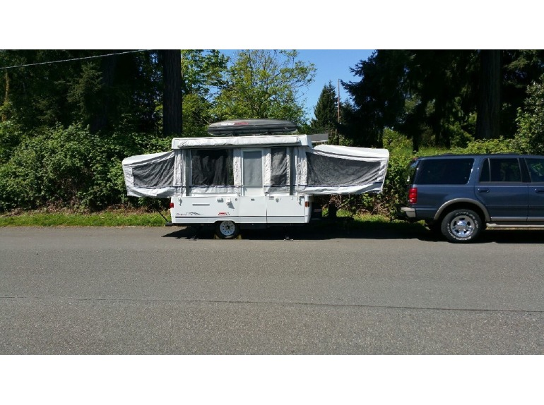 Coleman Santa Fe Pop Up Camper Rvs For Sale