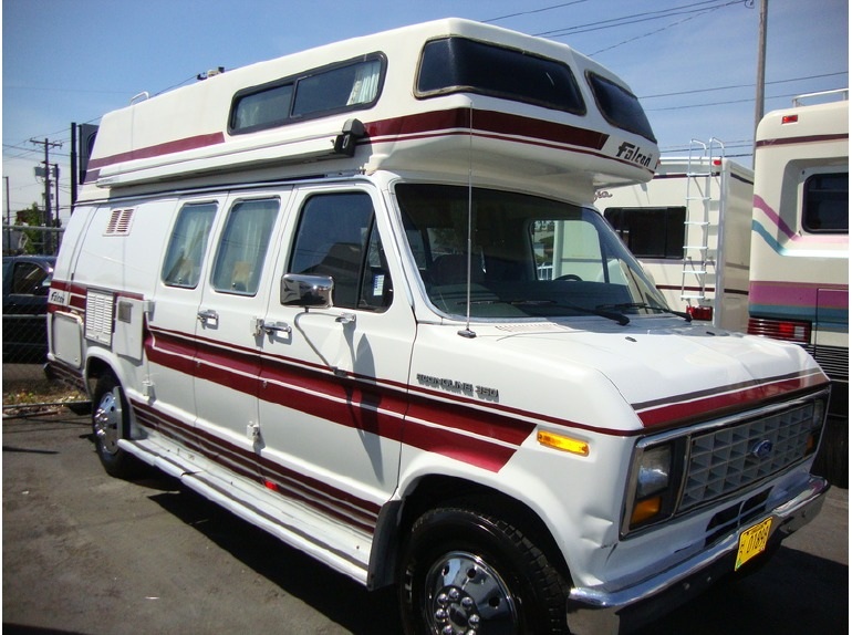 1990 Falcon Camper Van