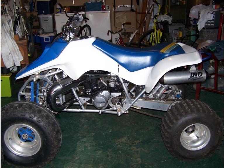 Suzuki Lt Quadrunner Battery