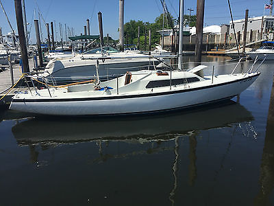 28' Reconditioned European Racing Sailboat