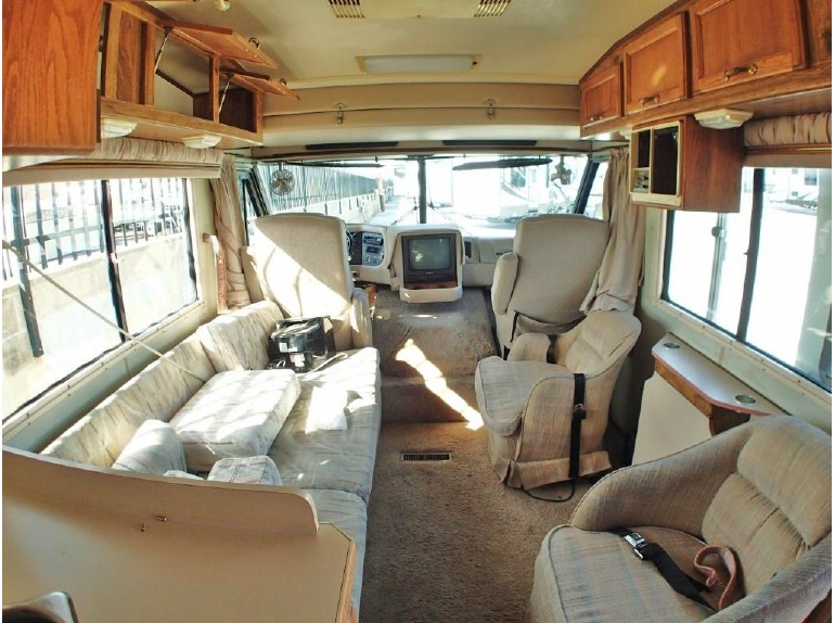 1989 Holiday Rambler Rvs For Sale