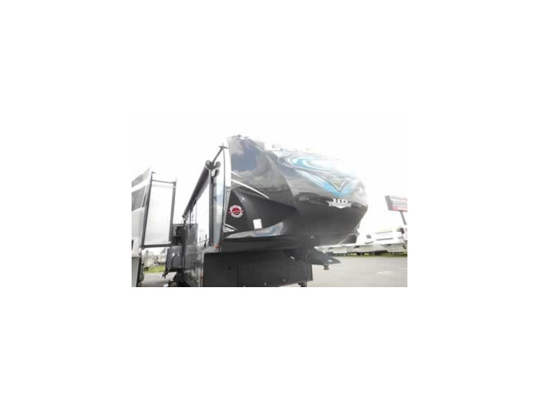 2016 Heartland Rv Cyclone Fifth Wheel 4150