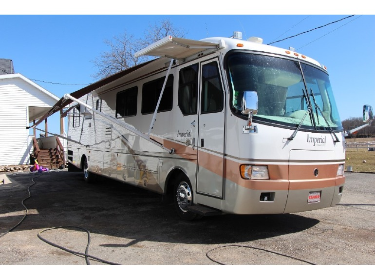 1998 Holiday Rambler Imperial 40WDS