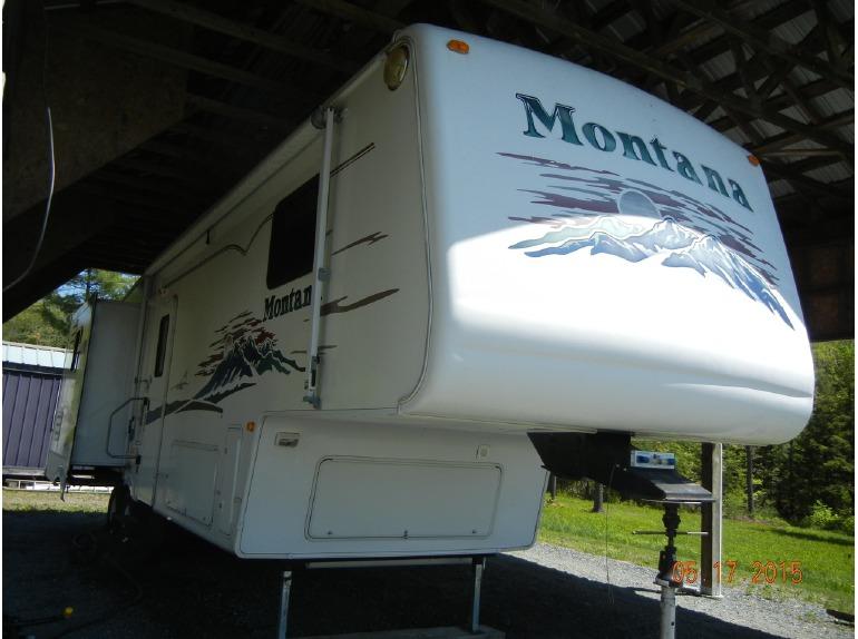 2003 Keystone Montana 3280RL