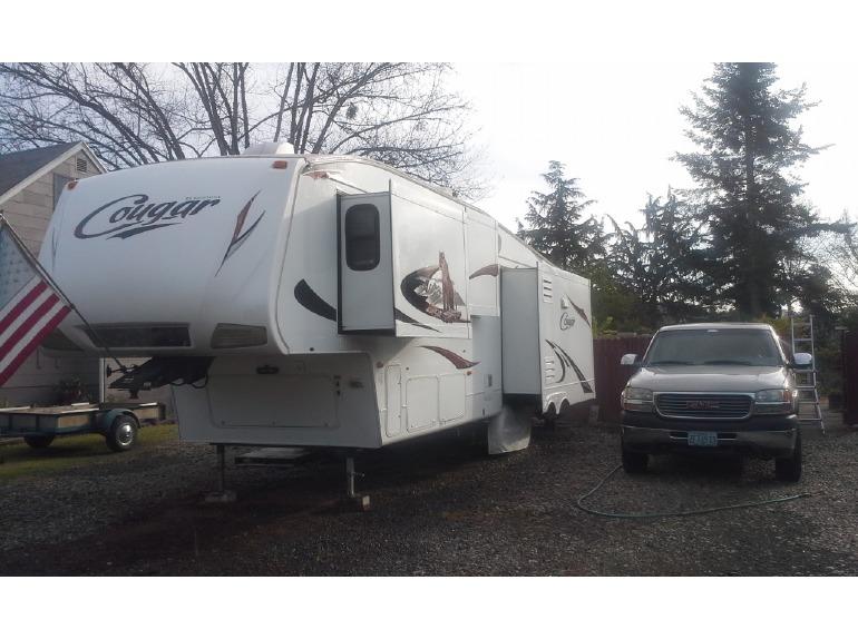 2010 Keystone Cougar 326MKS