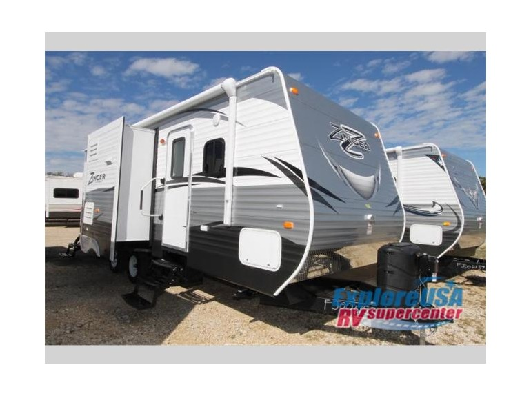 2015 Crossroads Rv Zinger ZT26KS