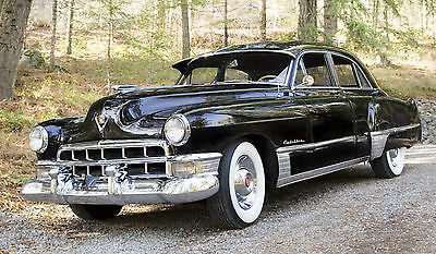 Cadillac : Other 4-door sedan 1949 cadillac sedan