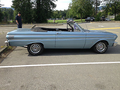 Ford : Falcon 1964 ford falcon convert real sprint