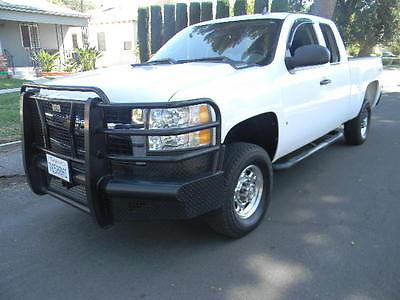 2008 chevrolet silverado 2500hd work truck cars for sale. Black Bedroom Furniture Sets. Home Design Ideas