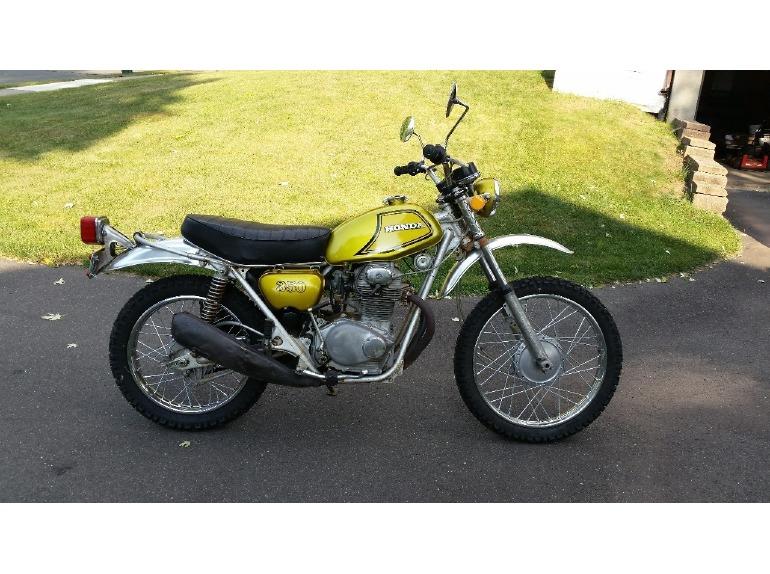 1972 Honda Sl