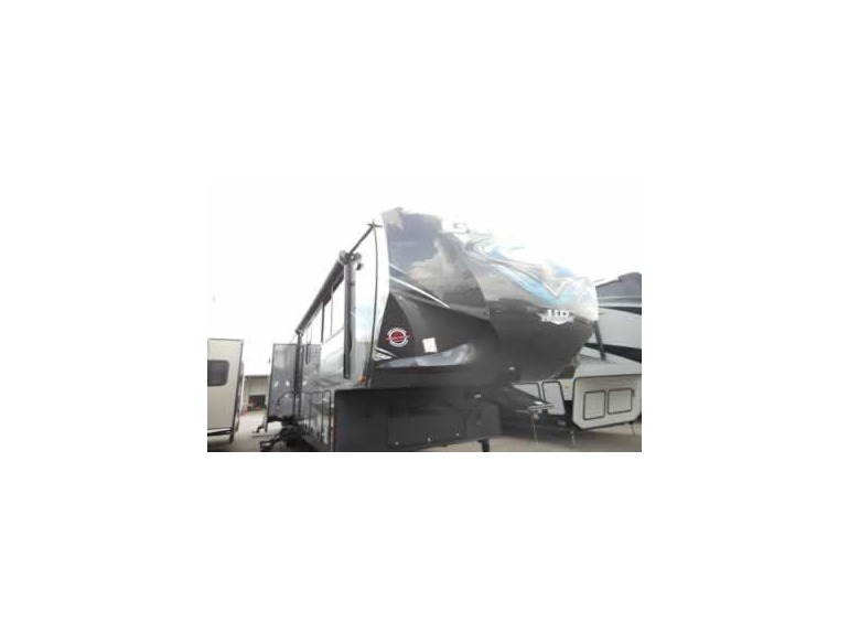 2016 Heartland Rv Cyclone Fifth Wheel 4100