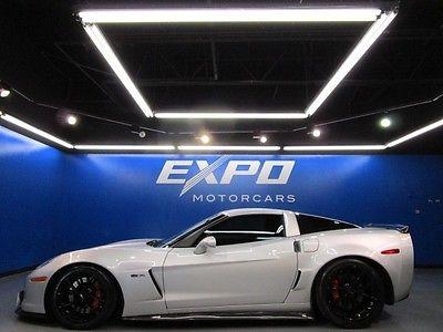 Chevrolet : Corvette Z06 w/2LZ Chevrolet Corvette Z06 Supercharged Corsa Bose Nav Head Up Display 6kMiles!