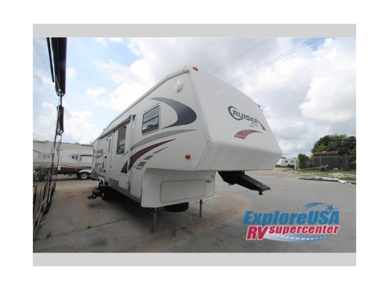 2006 Crossroads Rv Cruiser 32BL