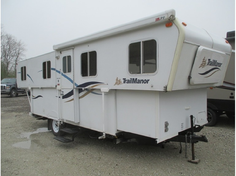 2004 Trailmanor 2720 SD